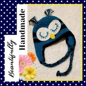 Beautifully Handmade Owl Knit